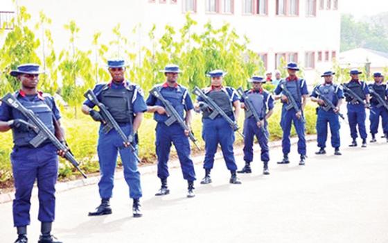 civil defense recruitement