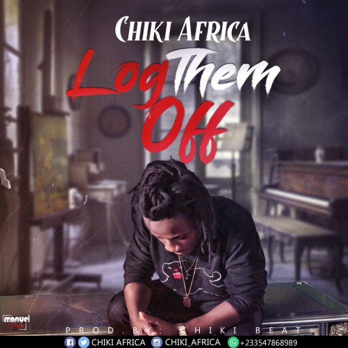 chiki-africa-log-them-off-cover