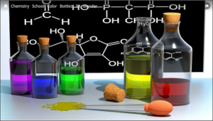 Chemistry Exam Questions| First Term Examination, 2020/2021 Session