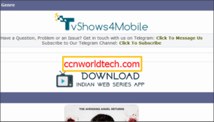 Tvshows4mobile.Com –How to Download All Movies, Shows and Tv Series