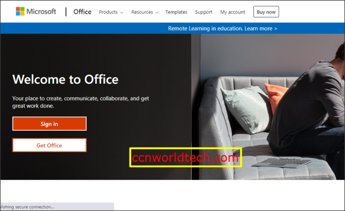 Microsoftonline.com-How to sign in to microsoftonline.com