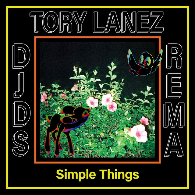 DJDS ft. Tory Lanez & Rema – Simple Things
