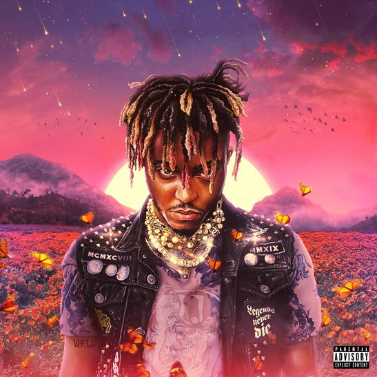 Juice WRLD ft. Halsey – Life's A Mess