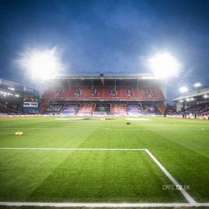 Venue for Crystal Palace v West Ham