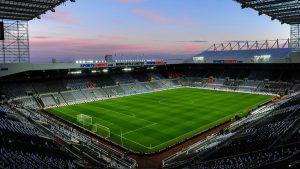 Venue for Newcastle v Leeds