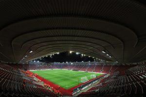 Southampton's St. Mary's stadium