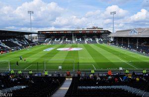 Stadium for Fulham v Chelsea