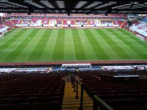 Aston Villa stadium