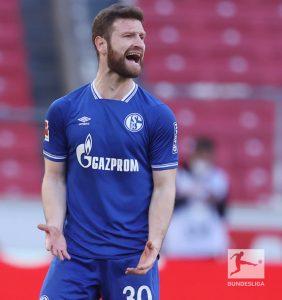 Schalke player