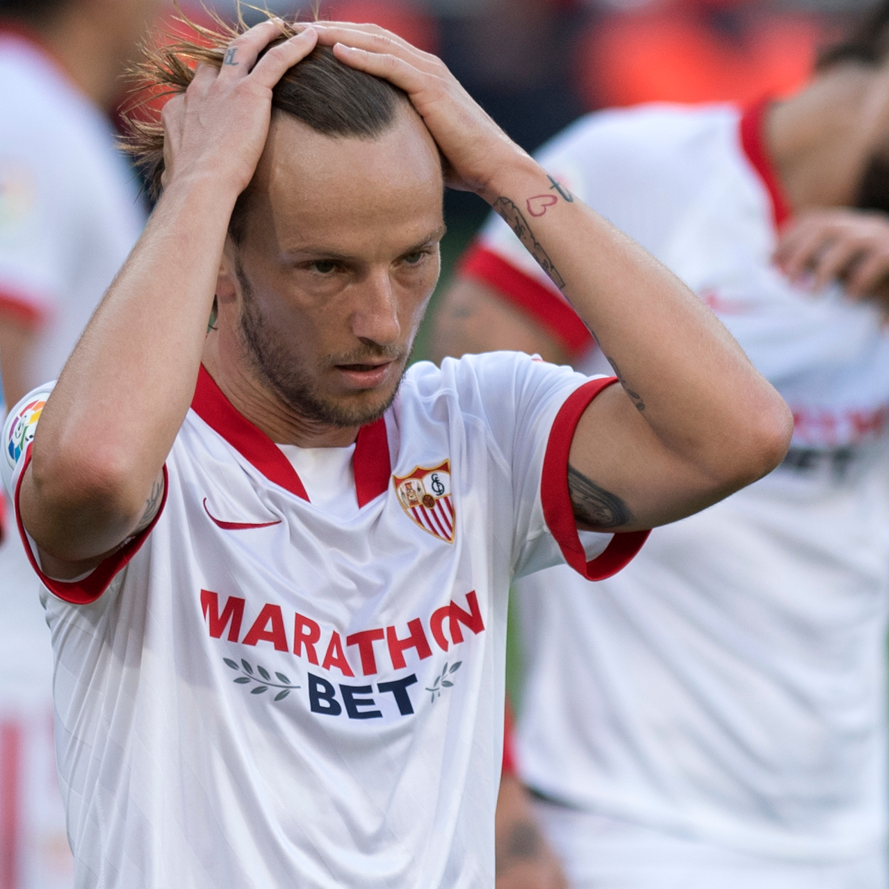 Sevilla midfielder, Ivan Rakitic