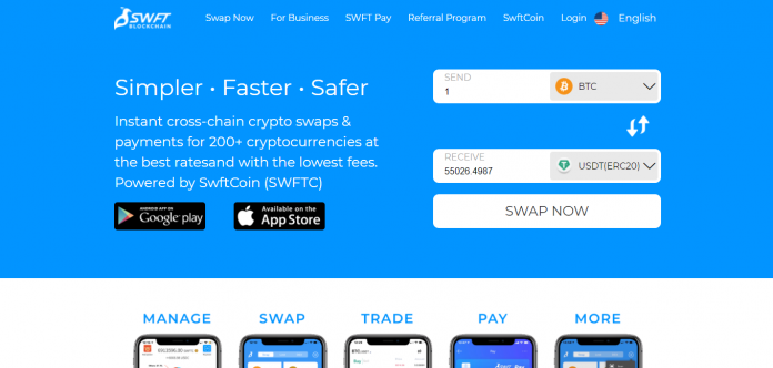 Swftcoin Review
