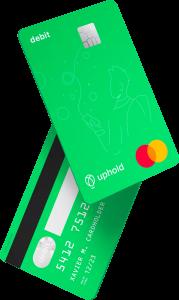 Uphod Debit card