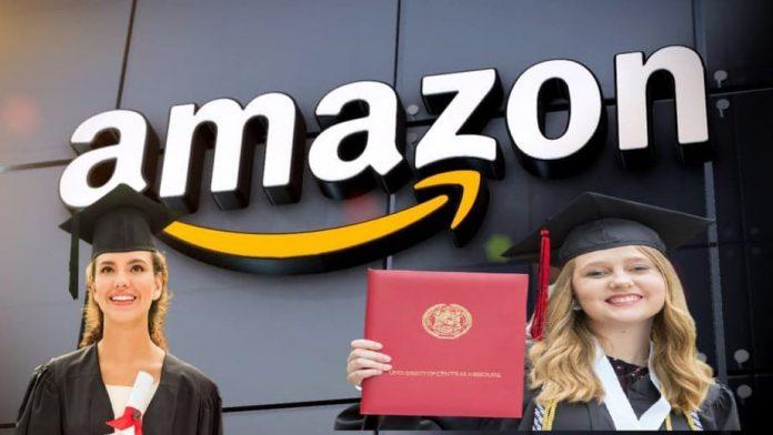 Amazon Scholarship in 2021