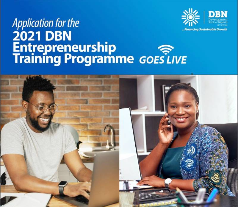 DBN Entrepreneurship Training Program
