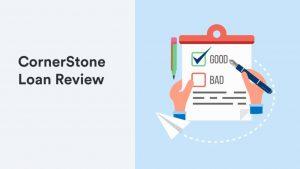 MyCornerStoneLoan Review
