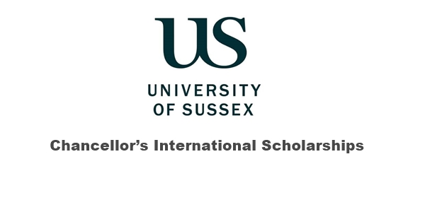 University of Sussex Chancellor's Scholarships