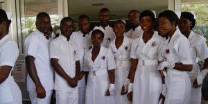 school of Nursing Hospital Enugu Past Questions and Answers